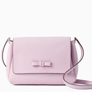 Authentic Kate Spade pebbled leather Crossbody 🌸